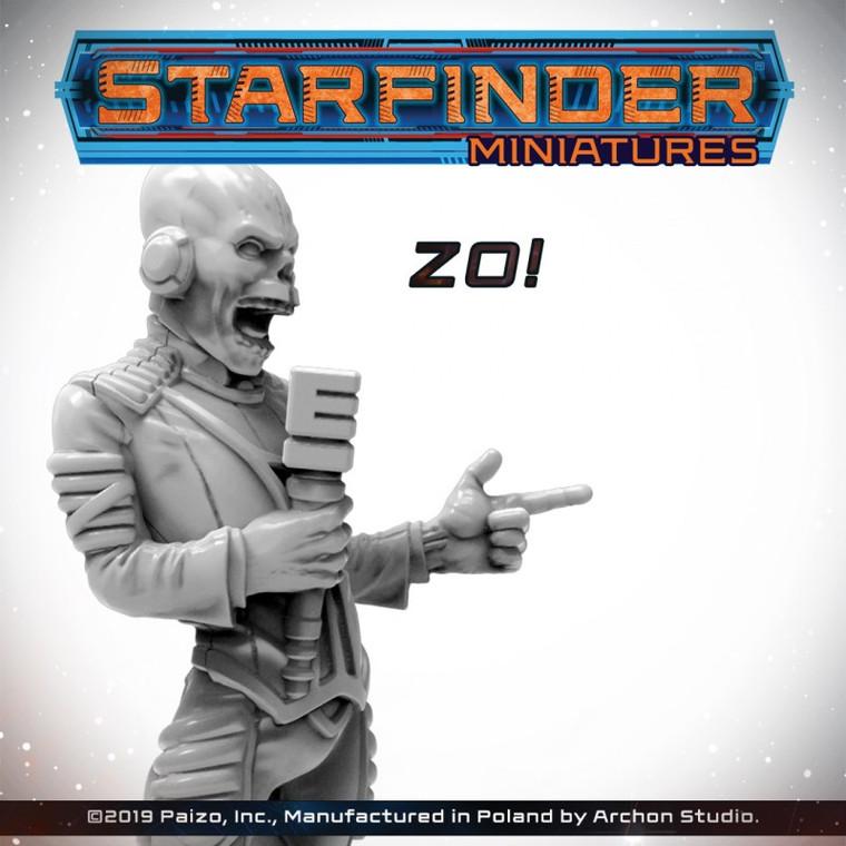 Starfinder: Zo!