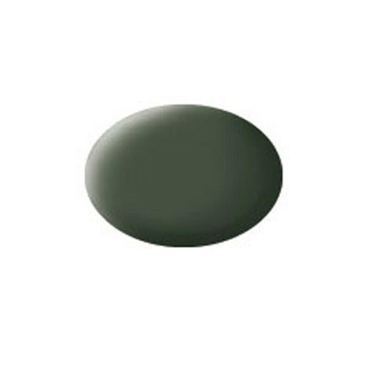 RVL36165 Bronze Green Acrylic Matt RAL6031