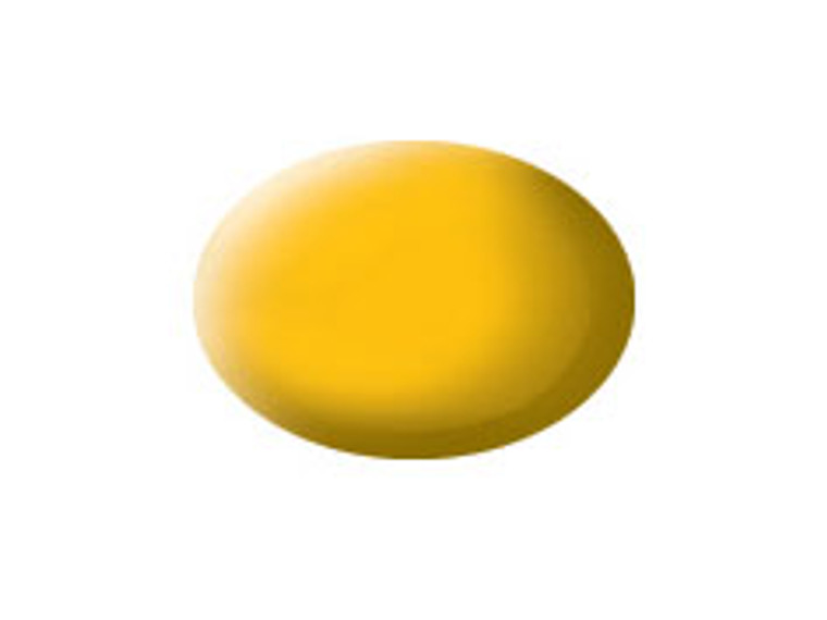 RVL36115 Yellow Acrylic Matt RAL1017