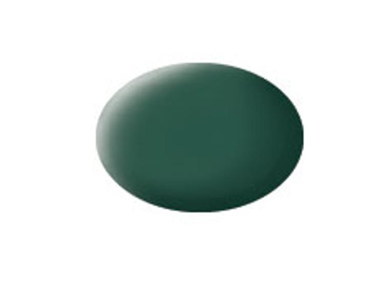 RVL36139 Dark Green Acrylic Matt
