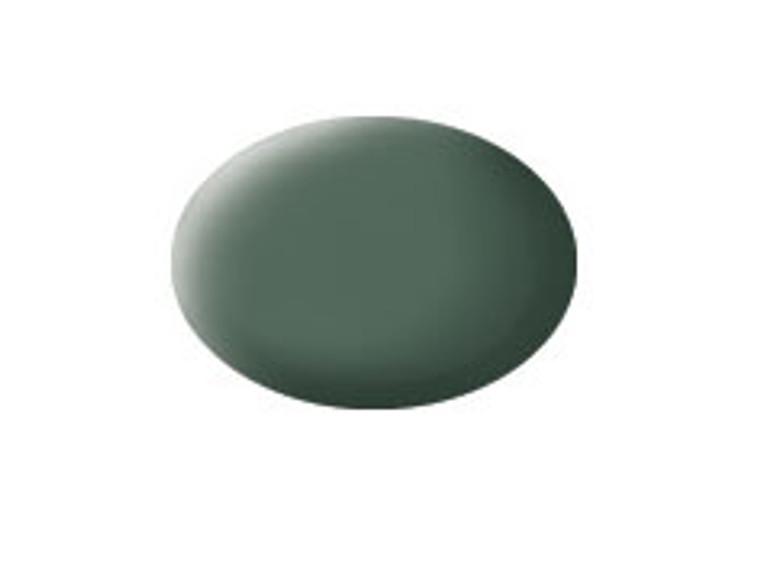 RVL36167 Greenish Grey Acrylic Matt RAL7009