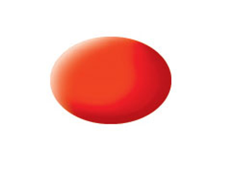 RVL36125 Luminous Orange Acrylic Matt