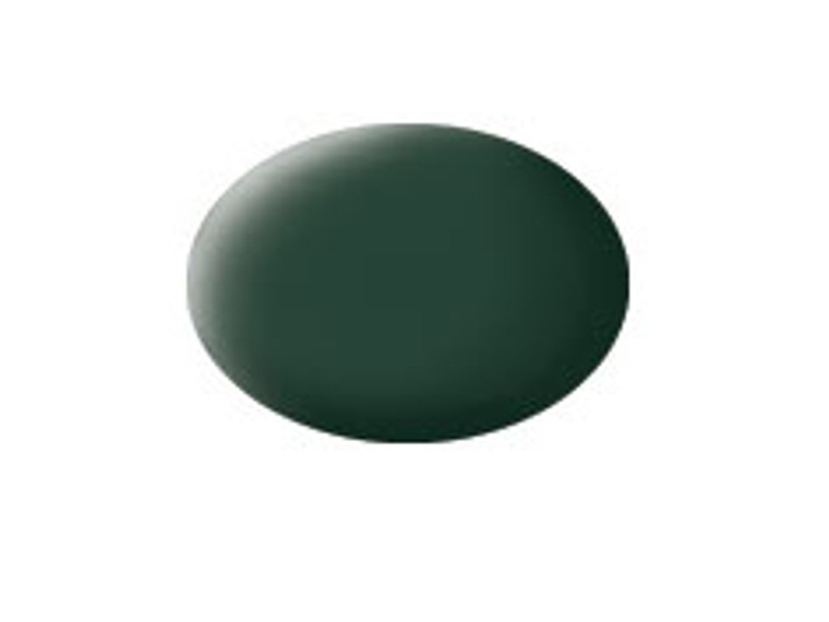 RVL36168 Dark Green RAF Acrylic Matt