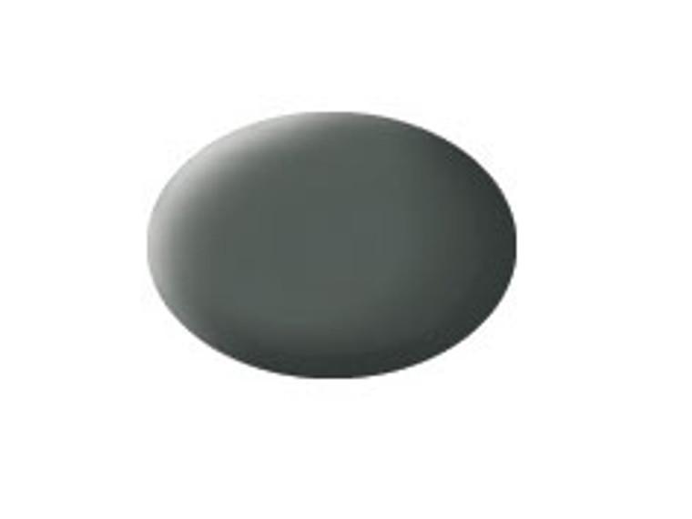 RVL36166 Olive Grey Acrylic Matt RAL7010