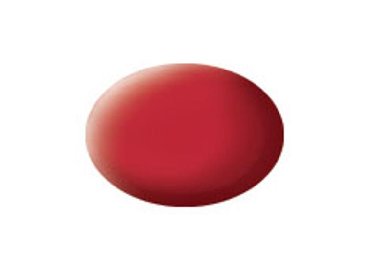 RVL36136 Carmine red Acrylic Matt RAL3002