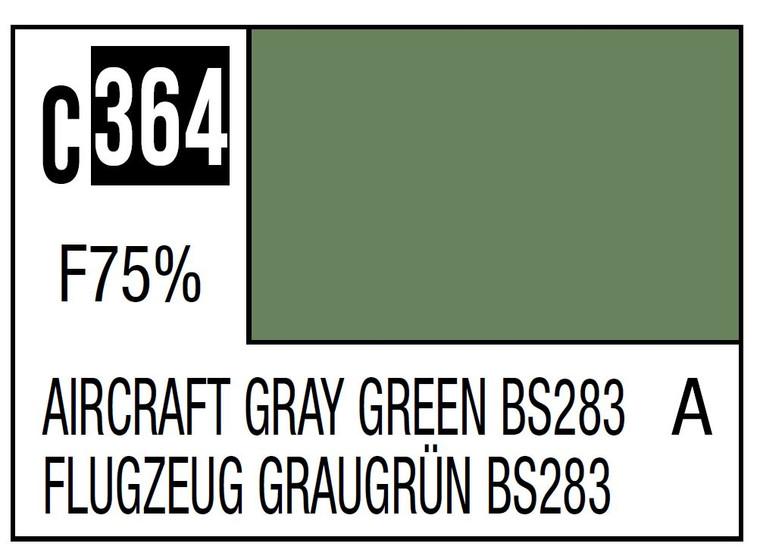 Mr. Color 364 Aircraft Gray Green BS283 GSI