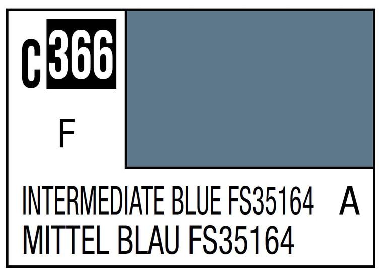 Mr. Color 366 Intermediate Blue FS35164 GSI