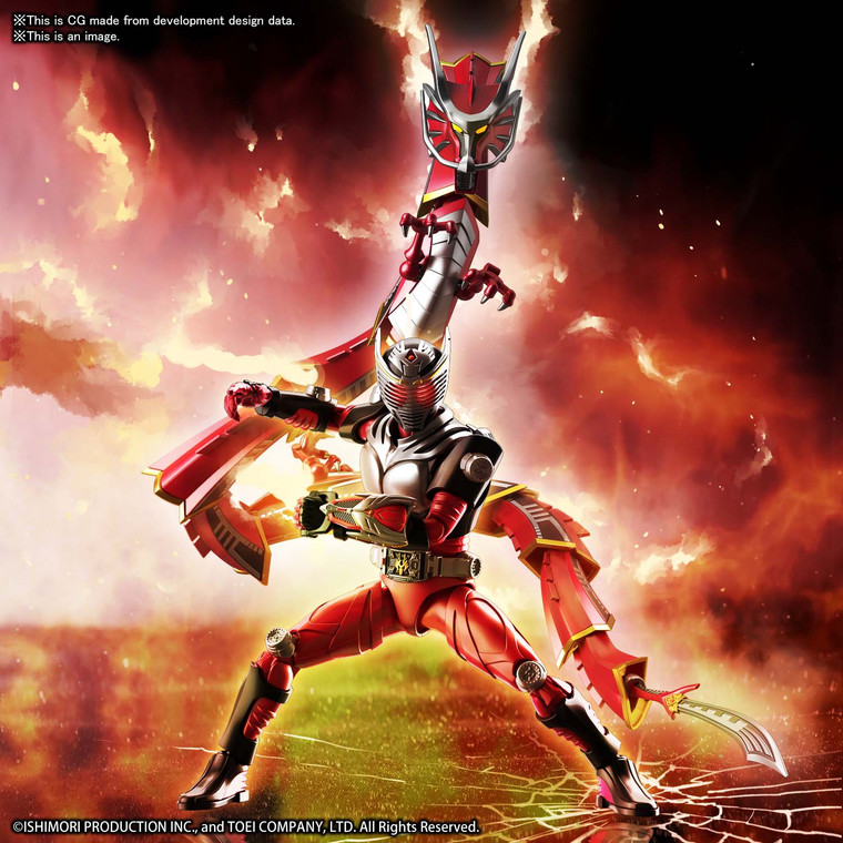 """Kamen Rider Ryuki"", Bandai Spirits Hobby Figure-rise Standard"