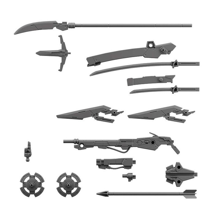 """30MM Customize Weapons (Sengoku Army) Weapon Set 11 """"30 Minute Missions"""""""