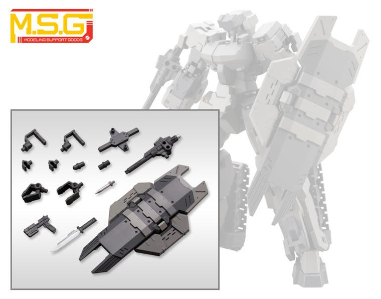 Kotobukiya MSG Weapon unit 10 Multiple Shield