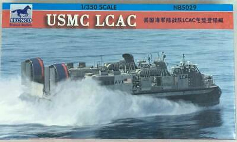 1/350 USMC LCA -  Bronco NB5029