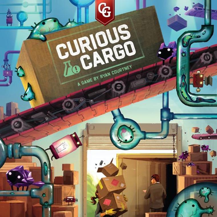 CSGCC101 Curious Cargo
