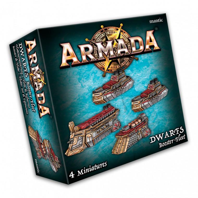 Armada - Dwarf Booster Fleet