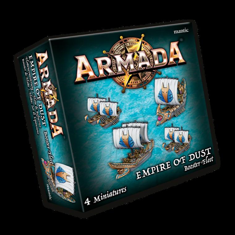 Armada - Empire of Dust Booster Fleet