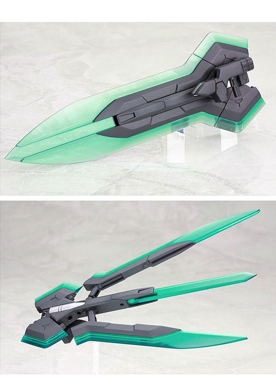 Kotobukiya Heavy Weapon Unit 05 Mega Slash Edge