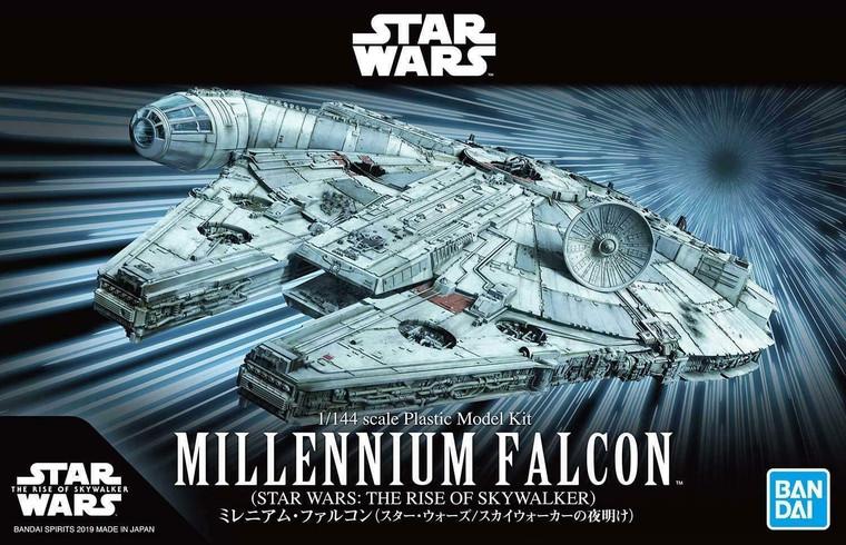 1/144 MILLENNIUM FALCON (STAR WARS:THE RISE OF SKYWALKER)
