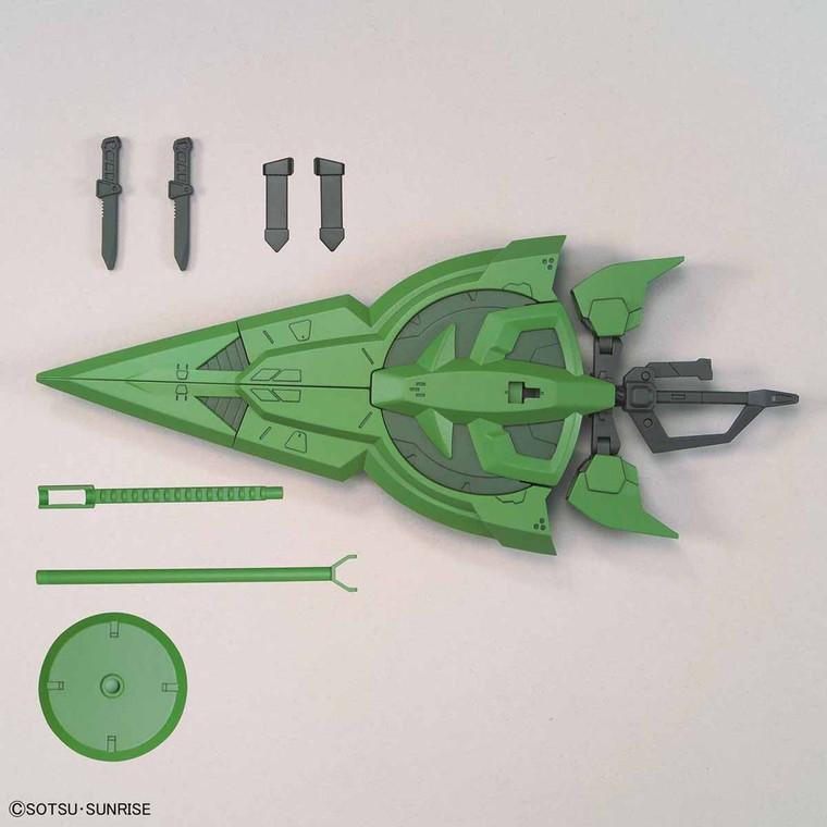 HGBD:R 1/144 MASS-PRODUCED ZEONIC SWORD
