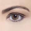 Solotica Natural Ocre Hazel - One Box Two Lenses Yearly