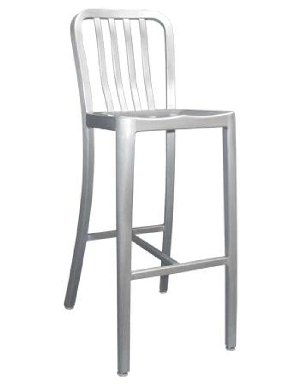 Image of: Outdoor Bar Stools For Sale Aluminum Patio Bar Stools