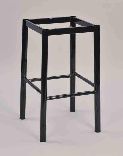 Backless Metal Bar Stool Base 1