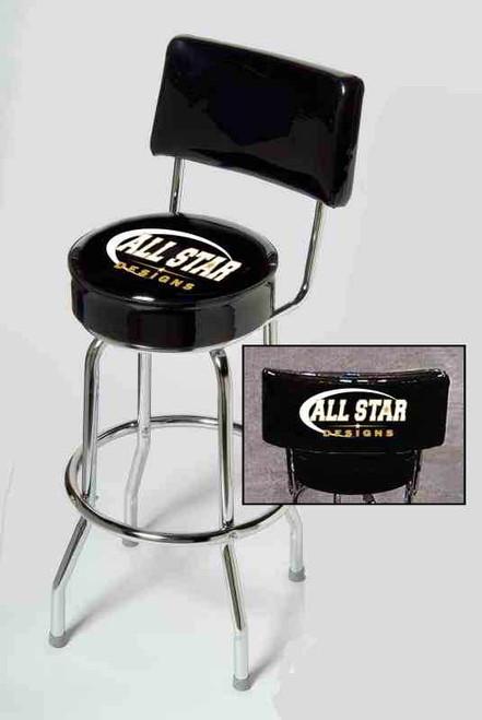 Custom Logo Bar Stool