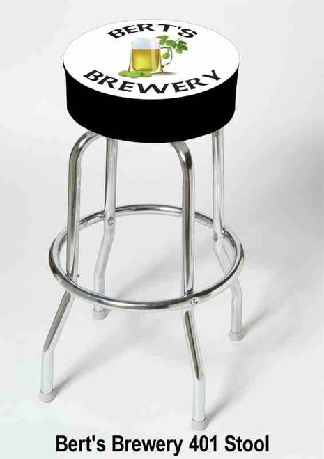 Personalized Bar Stools