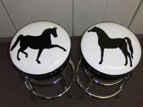Horse Bar Stools