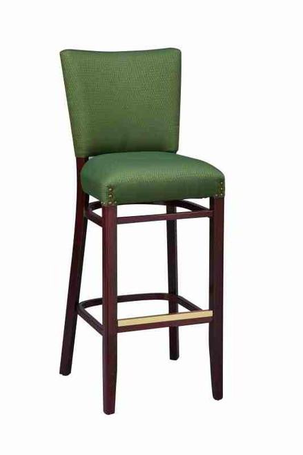Miles Dining Bar Stool (front view)