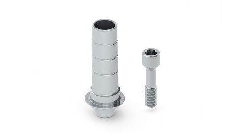 Nobel Active Titanium Base Set (Non-Engaging)
