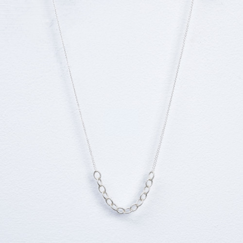 sterling rope necklace