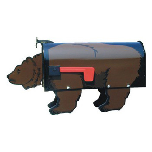 Brown Bear Mailbox