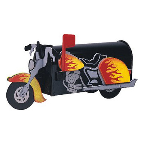 Motorcycle Mailbox