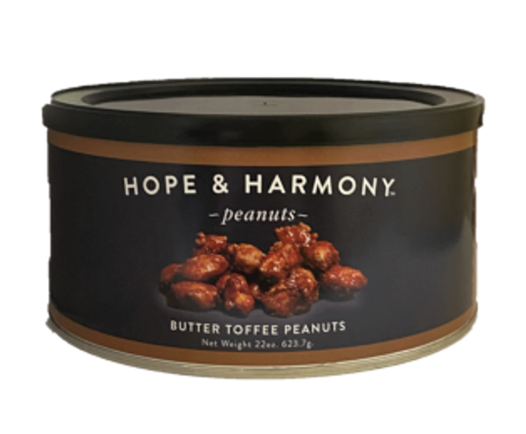 """Melt in your mouth goodness just begins to describe these buttery sweet peanuts. So scrumptious, you may have to """"squirrel' them away for yourself!"""