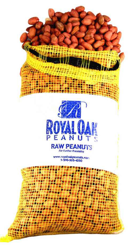 Our Virginia Raw peanuts are plucked straight from the earth, cured and sent to you otherwise unaltered. These extra large Virginia peanuts are valued for their high nutritional value and large meaty size. Our RAW Virginia peanuts are 100% all natural with no additives or preservatives! You save when you buy RAW Virginia peanuts direct from our farm. ROYAL OAK PEANUTS STATES THESE PEANUTS IN THESE CONTAINERS ARE RAW AND HAVE BEEN INSPECTED BY THE USDA, BUT STILL MAY CONTAIN BACTERIA, AND IF NOT COOKED PROPERLY COULD CAUSE ILLNESS.  FOR YOUR PROTECTION, ANY PEANUTS LABELED AS RAW MUST BE COOKED PRIOR TO CONSUMPTION.