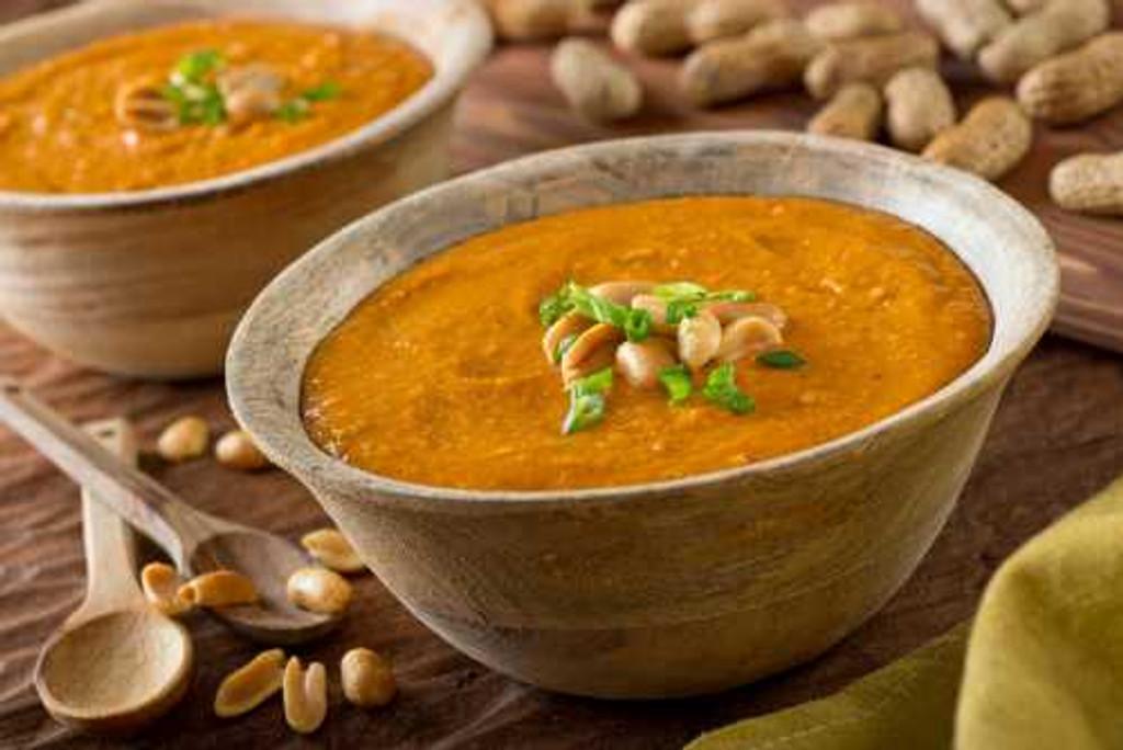 Simple & Delicious Virginia Peanut Soup.