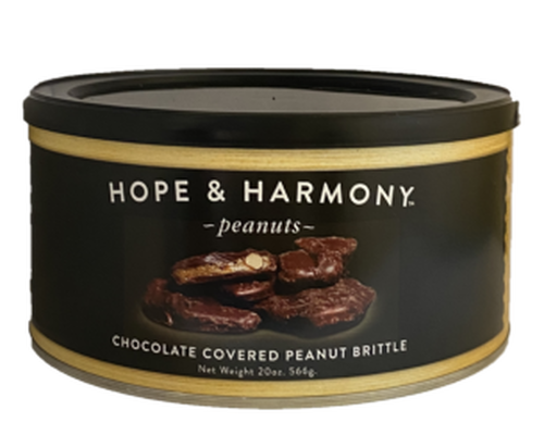 Indulgence anyone? Buttery, old-fashioned peanut brittle is smothered with velvety, rich milk chocolate to create this unforgettable, melt-in-your-mouth duo. You may want to order more than one… your taste buds will thank you later!