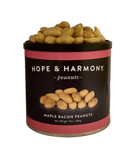 We have taken the rich sweet taste of maple syrup and combined it with the savory, smoky flavor of delicious bacon.