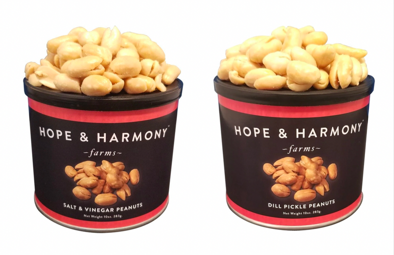 Two Delicious New Peanut Products from Hope and Harmony Farms