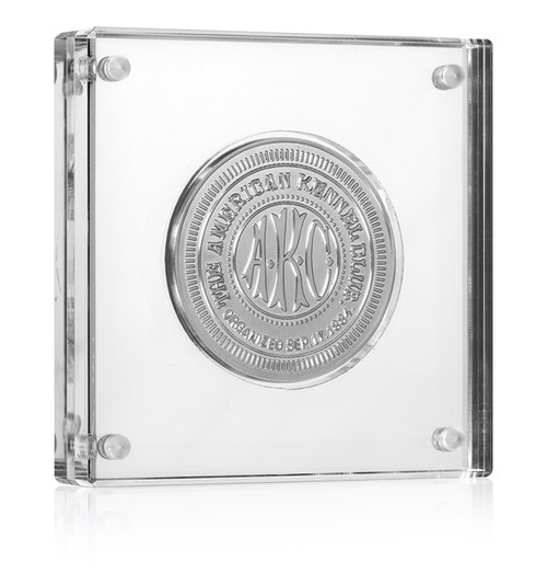 AKC Medallion Display Frame