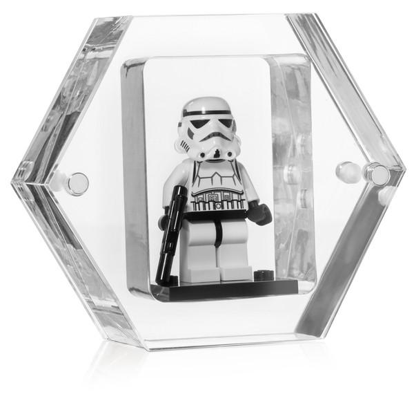 Lego Mini Figure Display Case