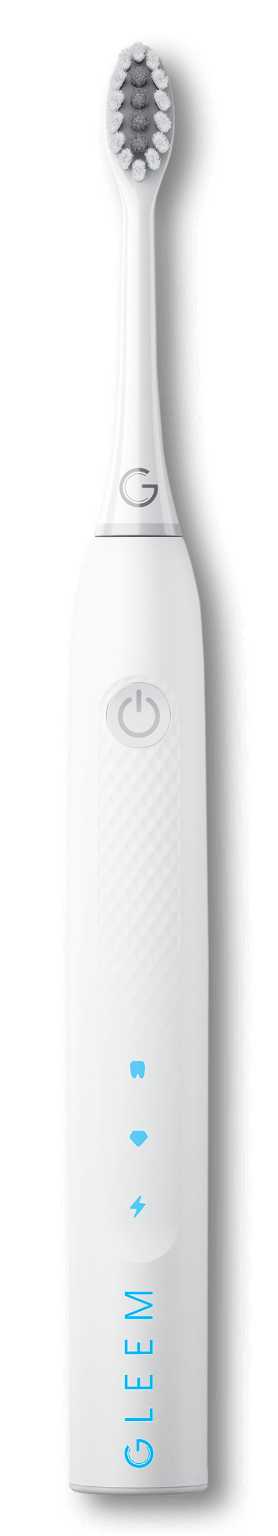 GLEEM Rechargeable Toothbrush in Pearl