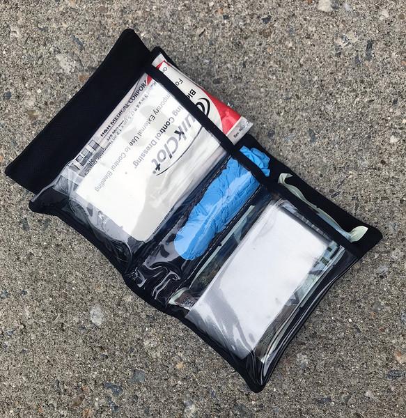 Micro First Aid Kit (MFAK)