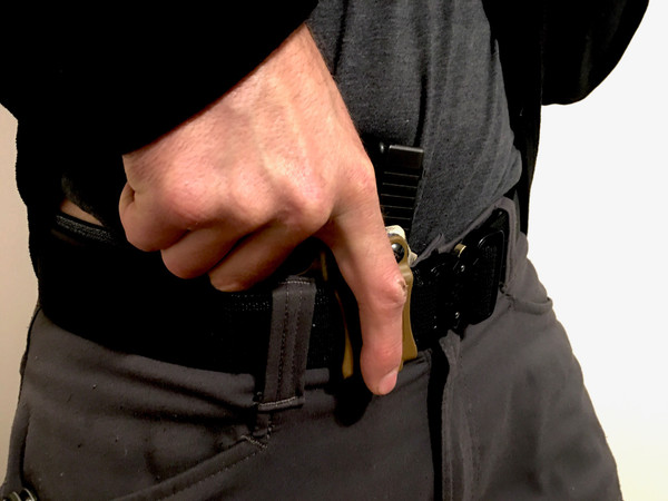 CCW 2 Defensive Concepts: Strategies and concepts to enhance and build on your CCW Skills.