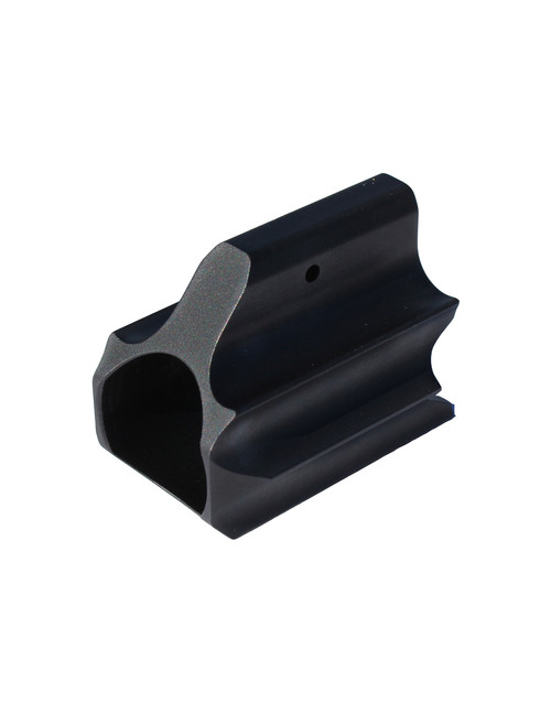 VP-20 Finned Gas Block - Angled View from Front