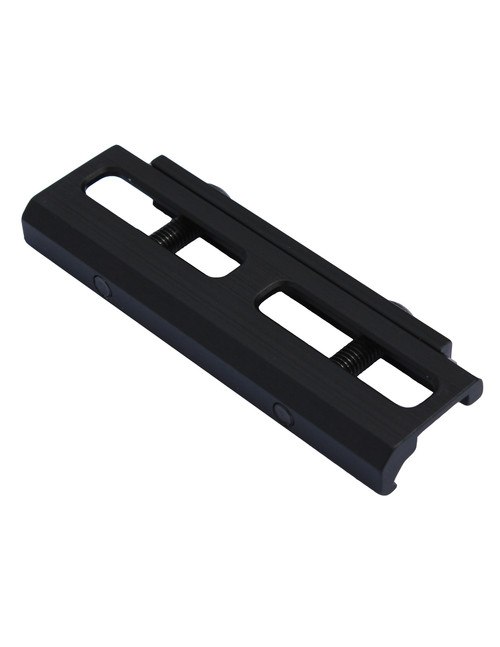 Two-Slot M-LOK to Picatinny Rail Adapter