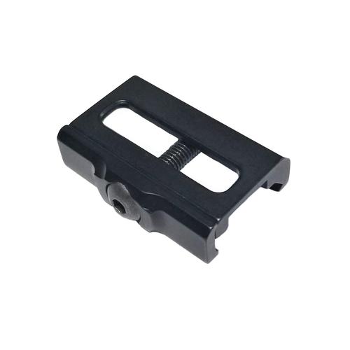 Single-Slot M-LOK to Picatinny Rail Adapter