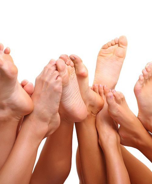 Dead Sea Foot Therapy