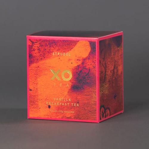 XO 'Strudel' Vanilla Breakfast Tea