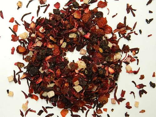 Art of Tea Berries and Cream