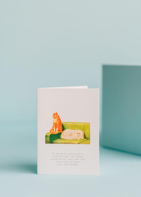 Tokyo Milk Greeting Card - Mere Moments